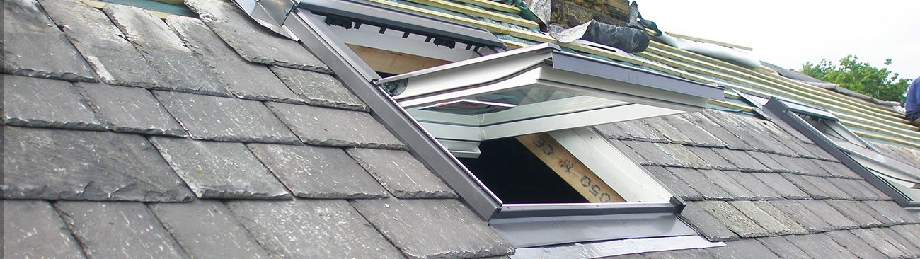 Guaranteed Velux windows